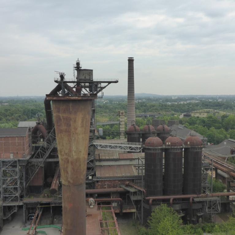 Rijnroute - etappe 4 - van Keulen naar Arnhem - Nederland