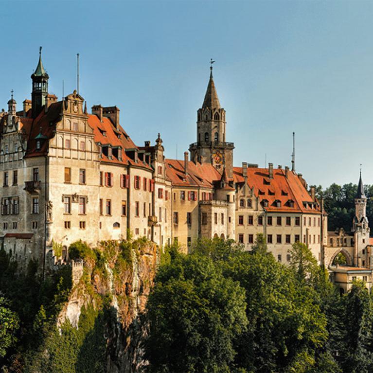 Duitse Donau van Donaueschingen naar Donauwörth