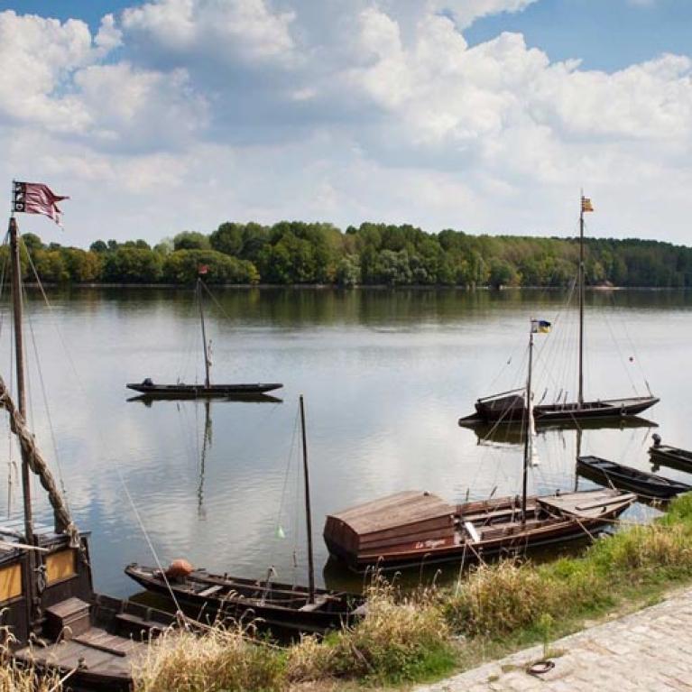 Fietsen en Kamperen - Loiredal