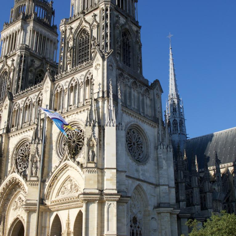 'La Loire à Vélo' - etappe 2 - van Orléans naar Saumur