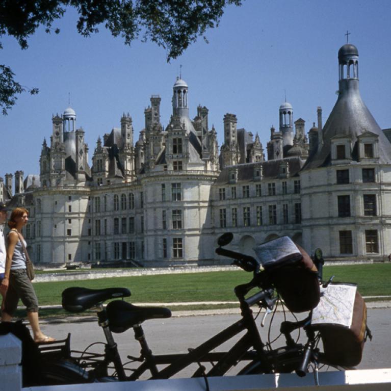 'La Loire à Vélo' - totaal - van Nevers naar de kust
