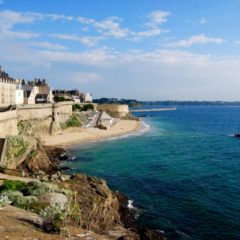 Bretagne - de Smaragdkust