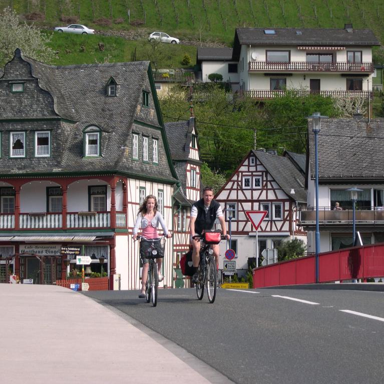 Lahntal Radweg - van Marburg naar Koblenz