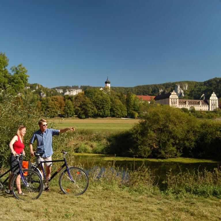Donau Radweg - van Donauworth naar Passau
