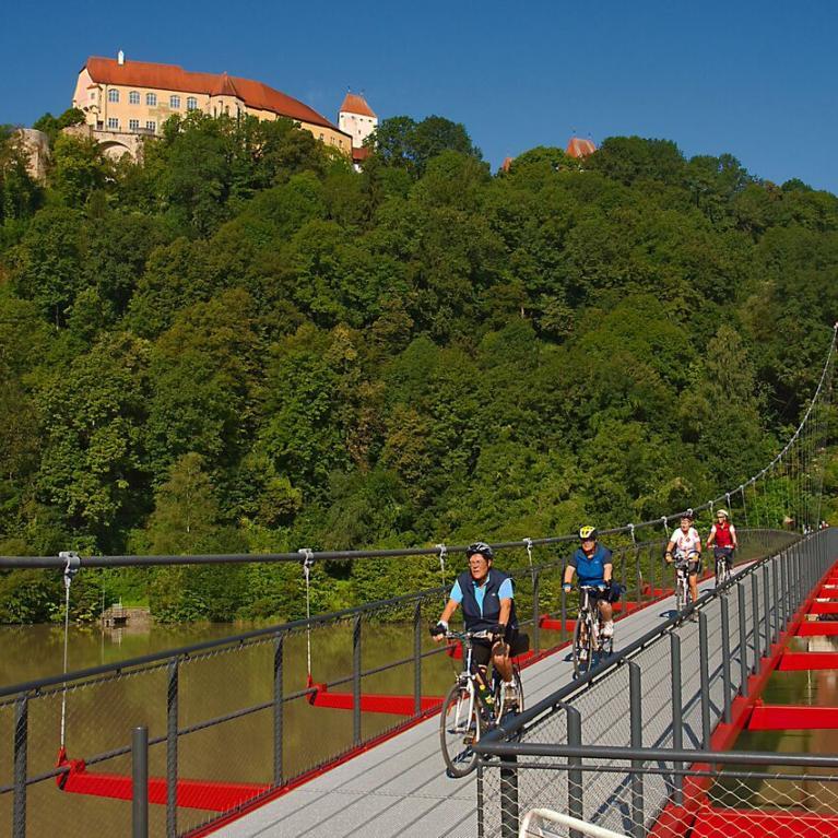 Donauradweg 'special' - van Passau naar Wenen