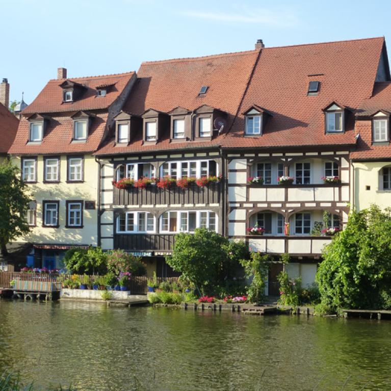 Main Radweg - van Bamberg naar Aschaffenburg