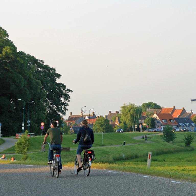 van Amsterdam naar Maastricht