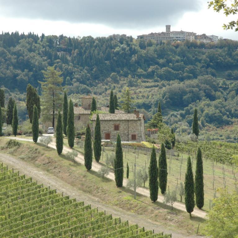 Toscane - San Gimignano & Volterra