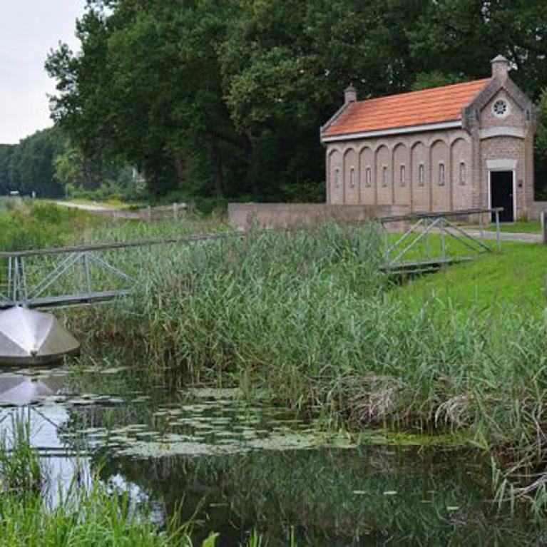 Fietsen en Kamperen - Twente