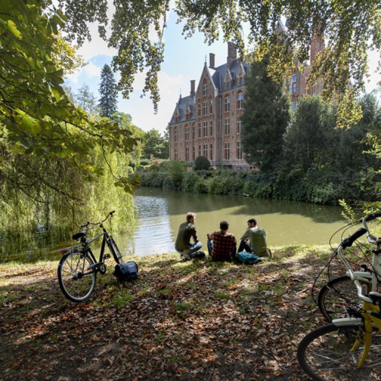 Rondje Gent > Brugge > Gent - België