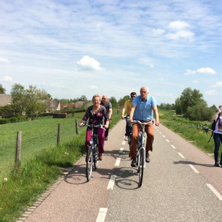 Hollandse Rijn - van Arnhem naar Rotterdam