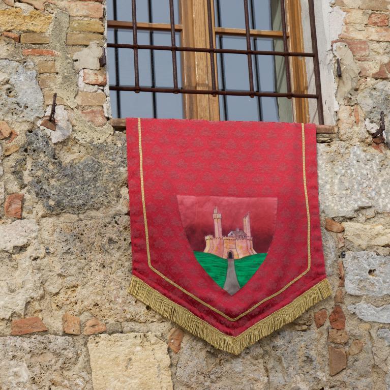 'Via Francigena' - van Siena naar Rome