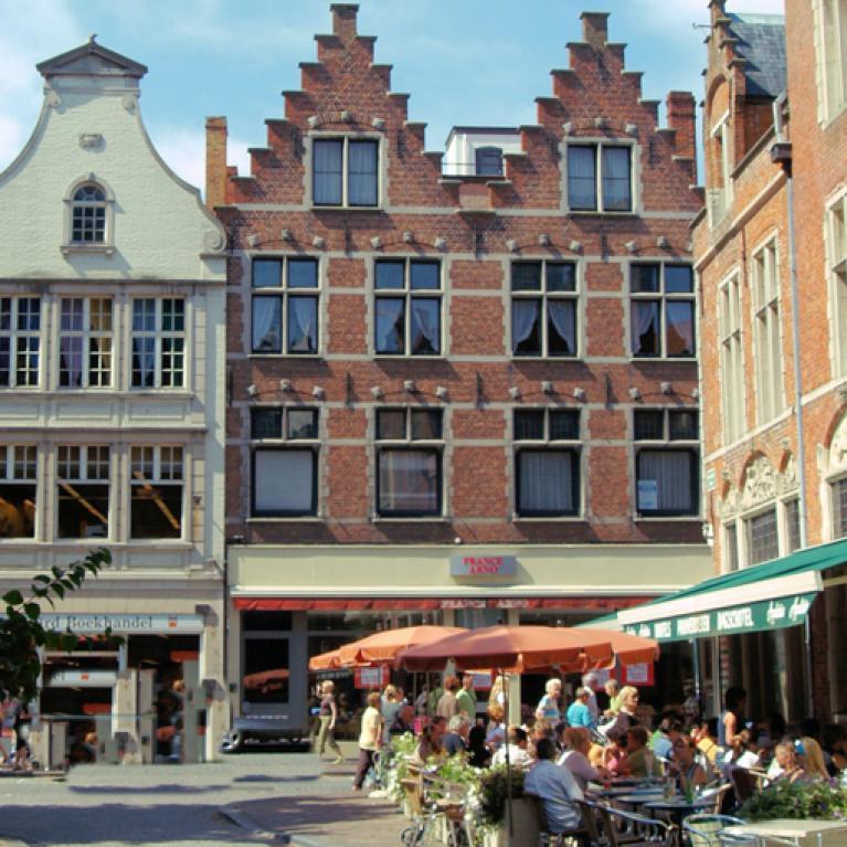 Brugge en flanders fields